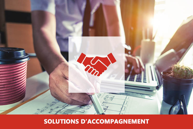 Solutions d'accompagnement